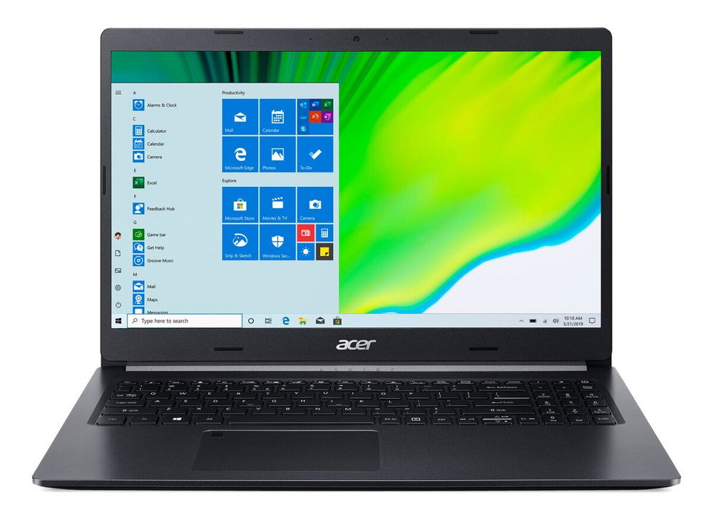 "Acer Aspire 5 - 15.6"" AMD Ryzen 5-4500U 2.30GHz 8GB Ram 512GB SSD Windows 10 Home 