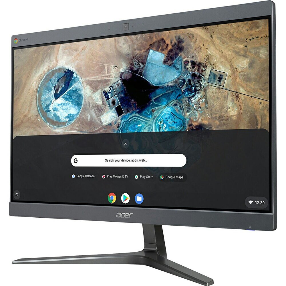 """Acer Chromebase 42I2 - 23.8"""" AIO Intel Celeron 3867U 1.8GHz 4GB Ram 128GB SSD Chrome OS   CA24I2-CN2   Scratch & Dent"""