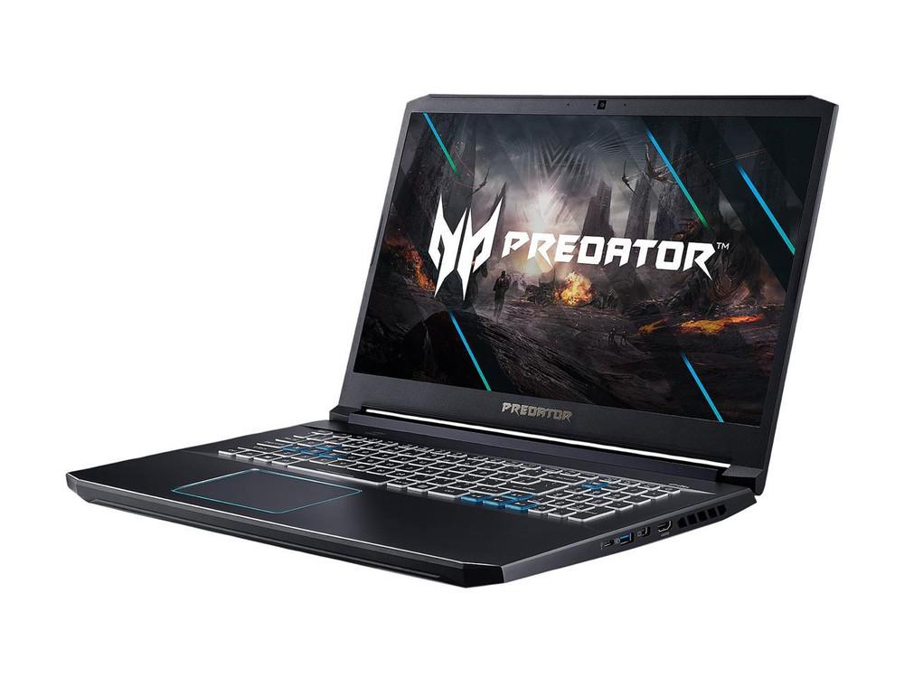 "Acer Predator Helios 300 - 17.3"" Laptop Intel Core i7-10750H 2.6GHz 16GB Ram 1TB SSD Windows 10 Home | PH317-54-70Z5"