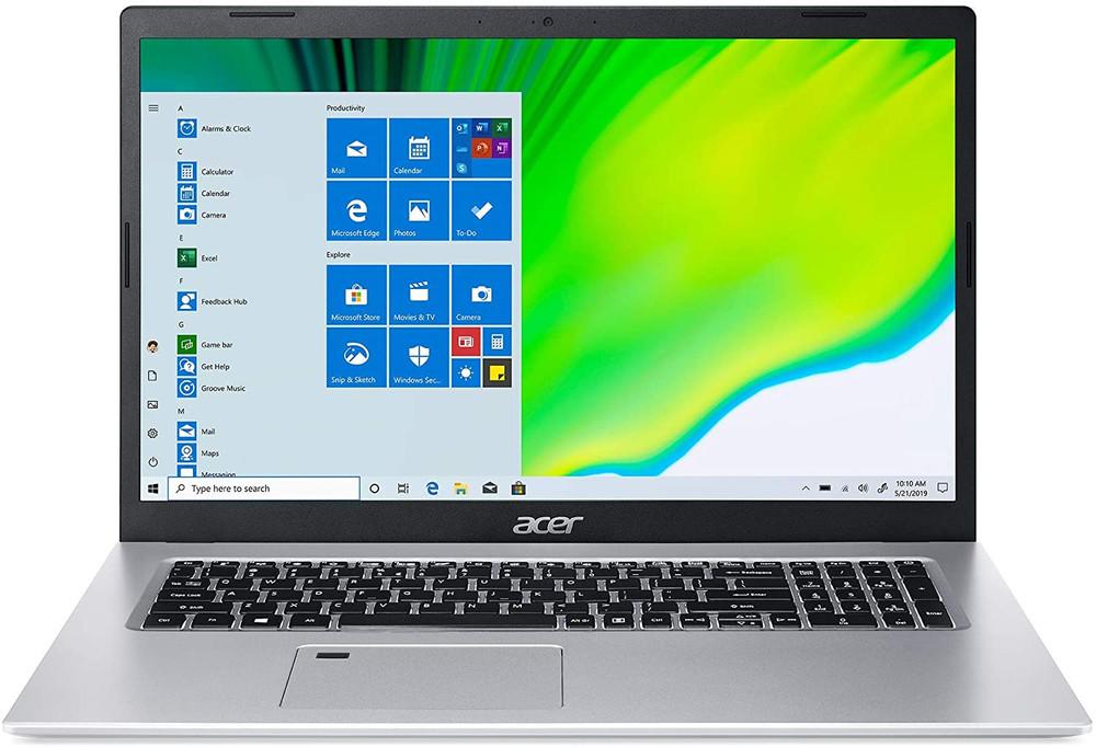 "Acer Aspire 5 - 17.3"" Laptop Intel Core i7-1165G7 2.8GHz 16GB Ram 512GB SSD Windows 10 Home | A517-52-713G"