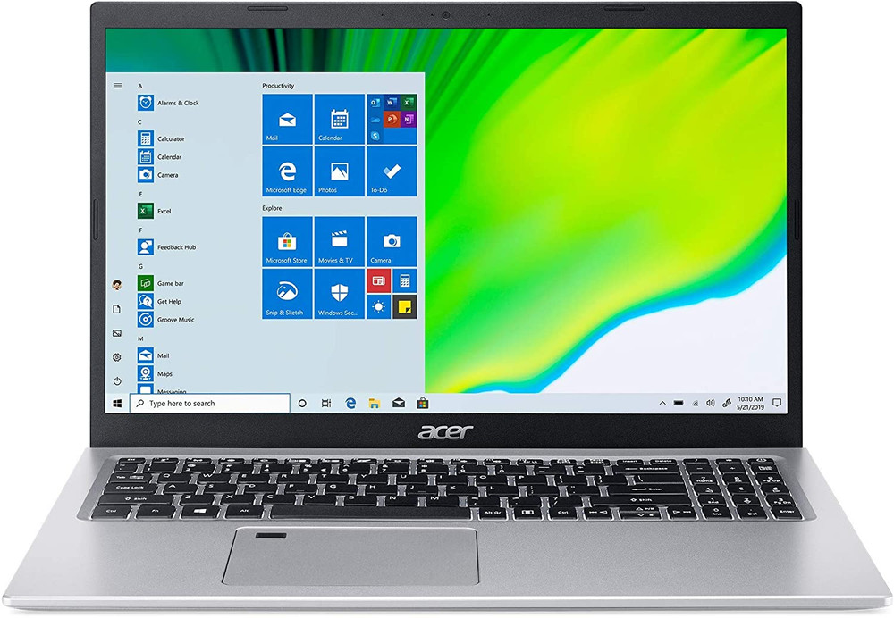 """Acer Aspire 5 - 15.6"""" Laptop Intel Core i5-1135G7 2.4GHz 8GB Ram 256GB SSD Windows 10 Home 