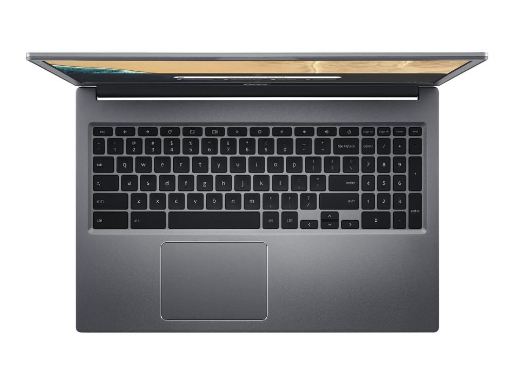 "Acer Chromebook 715 - 15.6"" Intel Core i3-8130U 2.2GHz 8GB RAM 128GB Flash Chrome OS | CB715-1W-33B9 | Scratch & Dent"