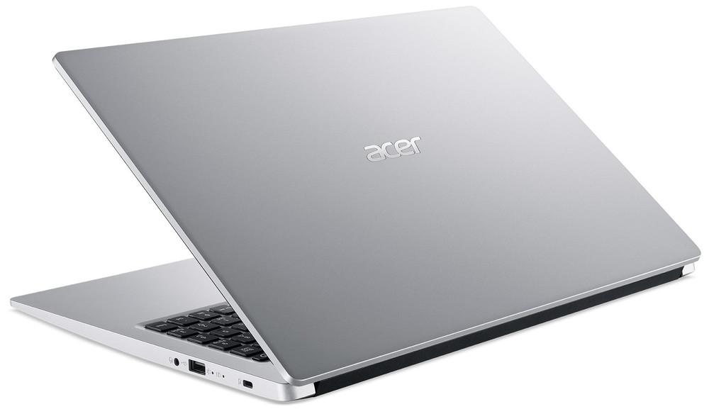 """Acer Aspire 3 15.6"""" Laptop AMD R5-3500U 2.1GHz 8GB RAM 512GB SSD Windows 10 Home   A315-23-R59G"""