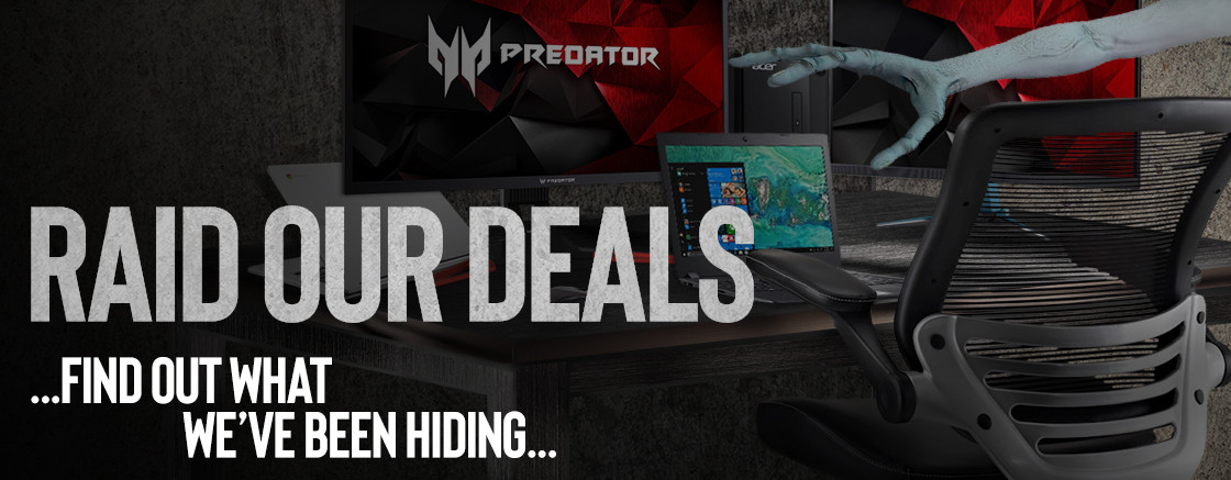 Raid Our Deals Sale