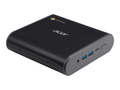 Acer Chromebox CXI3 Intel Core i5-8250U 1.60GHz 8GB Ram 64GB SSD Chrome OS | CXI3-I58GKM