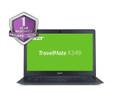 "Acer TravelMate X349 - 14"" Laptop Intel i3-3400U 2.30GHz 4GB Ram 128GB SSD Windows 7 Pro   TMX349-M-35U1   New Open Box"