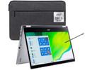 "Acer Spin 3 - 14"" Laptop Intel Core i5-1035G1 1GHz 8GB Ram 256GB SSD Windows 10 Home   SP314-54N-58Q7   Scratch & Dent"