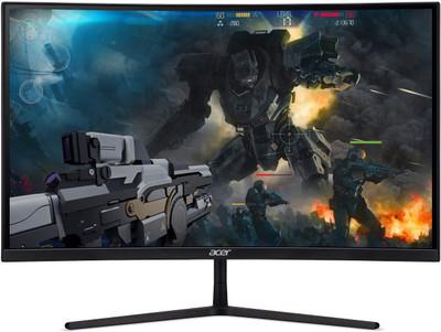 "Acer EI2 - 27"" Curved Widescreen Monitor WQHD 2560x1440 144Hz 16:9 4ms GTG 320 Nit | EI272UR Pbmiiipx | Scratch & Dent"