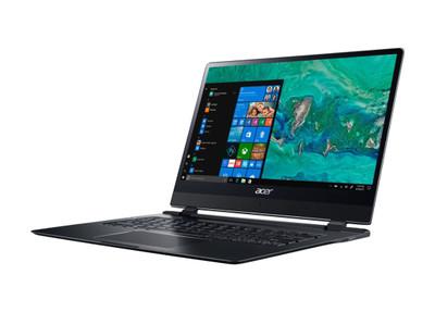 "Acer Swift 7 14"" Notebook Intel i7-7Y75 1.3GHz 8GB RAM 256 GB Windows 10 Home | SF714-51T-M9H0 | Scratch & Dent"