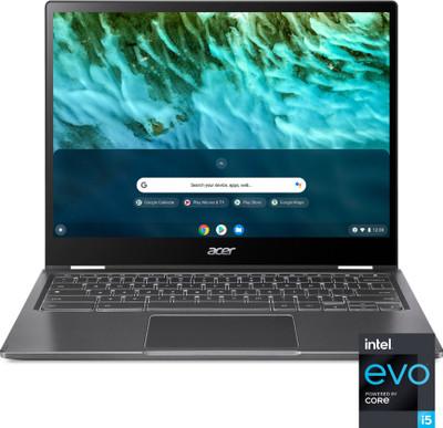 "Acer Spin 713 - 13.5"" Chromebook Intel Core i5 2.4GHz 8GB RAM 256GB SSD ChromeOS   CP713-3W-5102"