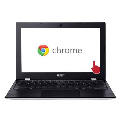 "Acer 311 - 11.6"" Chromebook Intel Celeron N4020 1.1GHz 4GB RAM 64GB Flash Chrome | CB311-9HT-C7SE | Scratch & Dent"