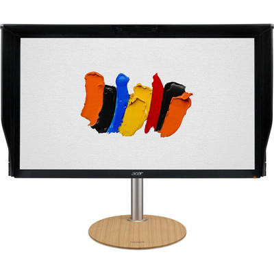"Acer ConceptD CM3 - 27"" Monitor 4KUHD 3840x2160 60Hz 16:9 IPS 4ms GTG 350Nit    CM3271K BMIIPRUZX"