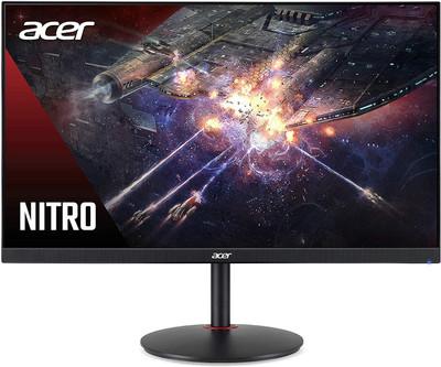 "Acer Nitro XV2 31.5"" LCD Monitor FullHD 2560x1440 165Hz 16:9 IPS 1ms VRB 400Nit | XV322QU Pbmiipprzx | Scratch & Dent"