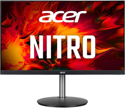 "Acer Nitro XF3 - 27"" LCD Monitor FullHD 1920x1080 IPS 240Hz 1ms 350Nit | XF273 Zbmiiprx"