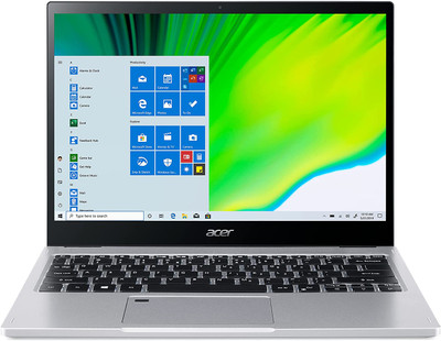 """Acer Spin 3 - 13.3"""" Laptop Intel Core i5-1135G7 2.4GHz 8GB Ram 512GB SSD Windows 10 Home 