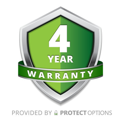 4 Year Warranty No Deductible - Monitors sale price of $300-$399.99