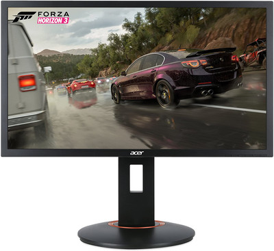 "Acer XF - 24"" LCD Monitor Full HD 16:9 Widescreen 1ms Display 1920x1080 