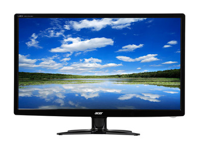 "Acer G6 -  27"" Widescreen Monitor 16:9 5ms 60hz Full HD (1920x1080)"