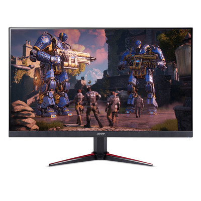"Acer Nitro VG0 - 27"" Widescreen Monitor Display Full HD (1920 x 1080) 1ms 75Hz 