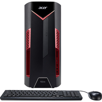 Acer Nitro 50 - Desktop Intel i5-8400 2.80GHz - AMD Radeon RX 580 4GB - 8GB Ram 1TB HDD Windows 10 Home | N50-600-UR15