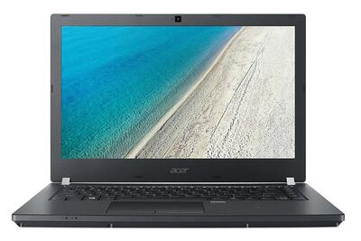 "Acer TravelMate P4 - 14"" Laptop Intel Core i7 2.50 GHz 8GB Ram 256GB SSD Windows 7 Professional 