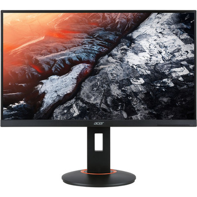 """Acer XF - 24.5"""" Widescreen Monitor Display AMD FreeSync 1920x1080 1ms GTG 144Hz 
