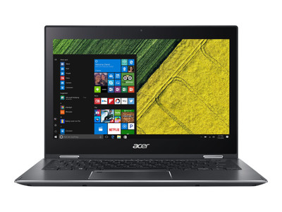 "Acer Spin 5 - 13.3"" Laptop Intel i7-8550U 1.80GHz 8GB Ram 256GB SSD Windows 10 Pro 