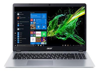 "Acer Aspire 5 - 15.6"" Laptop AMD Ryzen 3 3200U 2.60 GHz 4 GB Ram 128GB SSD Windows 10 Home | A515-43-R19L | Scratch & Dent"