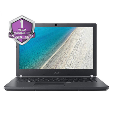 "Acer TravelMate - 14"" Laptop Intel Core i7-7600U    8 GB Ram 500 GB HDD Windows 10H 