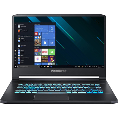 "Acer Predator Triton 500 - 15.6"" Laptop Intel Core i7-9750H 2.60GHz - NVIDIA GeForce RTX 2080 - 32GB Ram 1TB HDD Windows 10 Home 