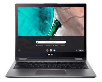 "Acer Chromebook Spin 13 - 13.3"" Intel Core i3-8130U 2.20GHz 4GB Ram 128GB Flash Chrome OS | CP713-1WN-37V8 | Scratch & Dent"