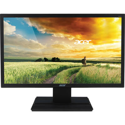 "Acer V246HQL - 23.6"" Widescreen Monitor 1920x1080 60Hz 16:9 5ms GTG 250 Nit 