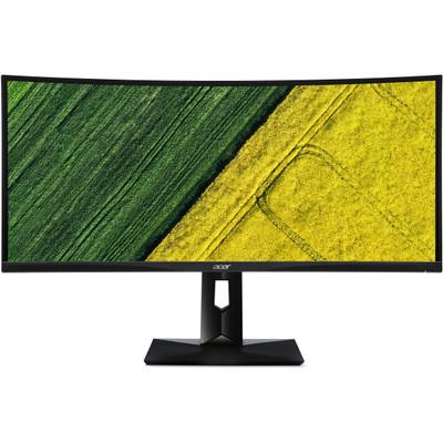 """Acer CZ0 - 35"""" Widescreen Monitor Display UW-QHD (3440 x 1440) 4 ms   CZ350CK bmiiphx   Scratch & Dent"""