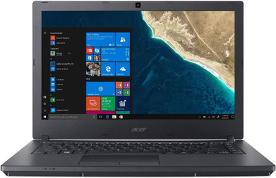 "Acer TravelMate - 14"" Laptop Intel i5-8250U 1.6GHz 8GB Ram 500GB HDD Win10P 