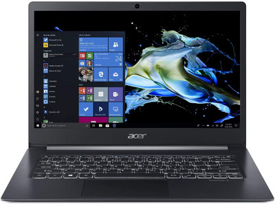 "Acer TravelMate X5 - 14"" Laptop Intel Core i7-8565U 1.8GHz 16GB Ram 512GB SSD Windows 10 Pro 
