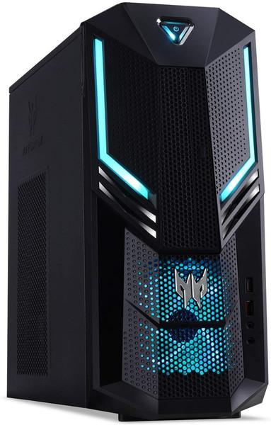 Acer Predator Orion 3000 Desktop Intel Core i7-8700 3.20GHz 16GB Ram 2TB HDD 256GB SSD Windows 10 Pro | PO3-600-UD14