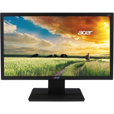"Acer V6 - 21.5"" LED Widescreen LCD Monitor Full HD 1920 x 1080 5 ms 200 Nit Twisted Nematic Film (TN Film) | V226HQL Bbi | Scratch & Dent"