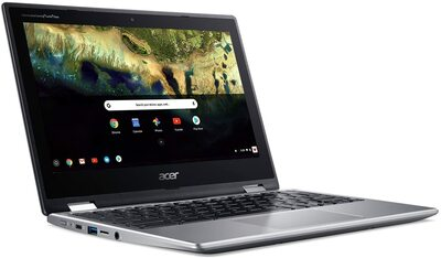 "Acer Chromebook Spin 311 - 11.6"" Intel Celeron N4000 1.1GHz 4GB Ram 32GB Flash Chrome OS 