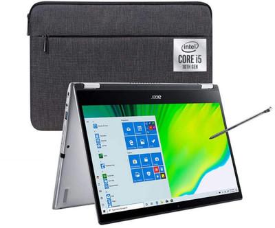"Acer Spin 3 - 14"" Laptop Intel Core i5-1035G1 1GHz 8GB Ram 256GB SSD Windows 10 Home | SP314-54N-58Q7"