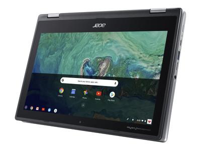 "Acer Chromebook Spin 311 - 11.6"" MediaTek MT8183 2GHz 4GB Ram 64GB Flash Chrome OS   CP311-3H-K5GD   Scratch & Dent"