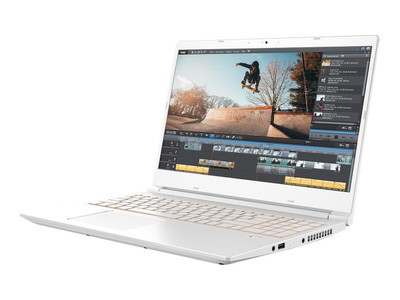 "Acer ConceptD 3 Pro 15.6"" Notebook Intel i5-9300H 2.4GHz 16GB RAM 512GB SSD Windows 10 Pro   CN315-71P-58N0"