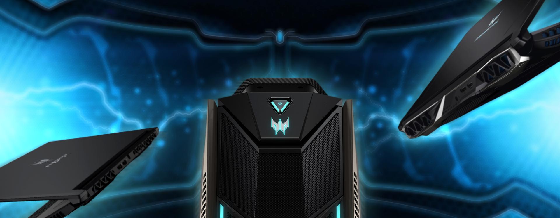 predator gaming computer