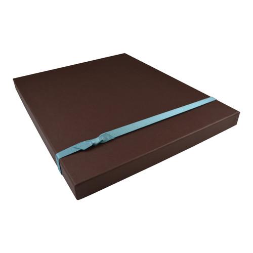 Photography Presentation Boxes 11 x 14 Brown | H-B Photo