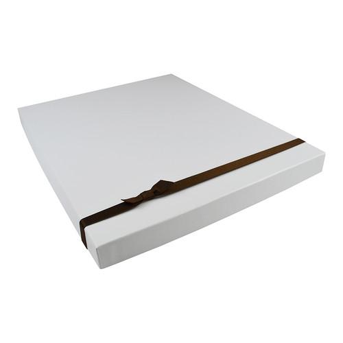 Photo print boxes 11 x 14 White    H-B Photo