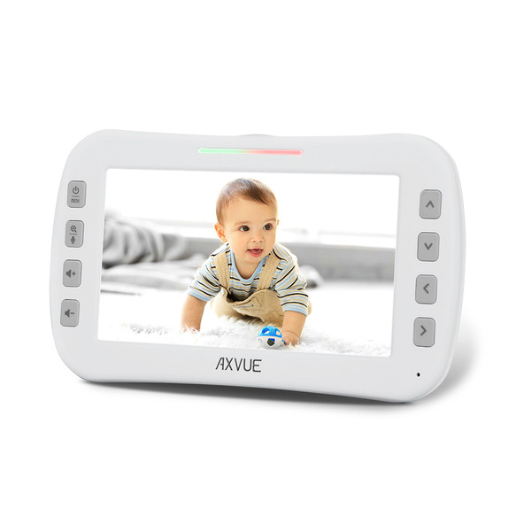 Additional Monitor for AXVUE Video Baby Monitor E650R