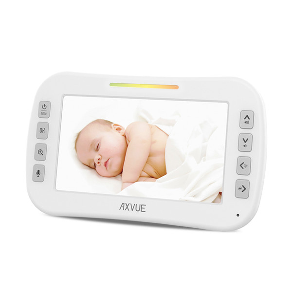 Additional Monitor for AXVUE Video Baby Monitor E61M