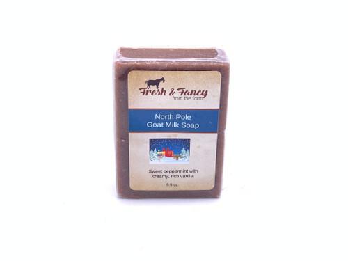 North Pole Goat Milk Soap