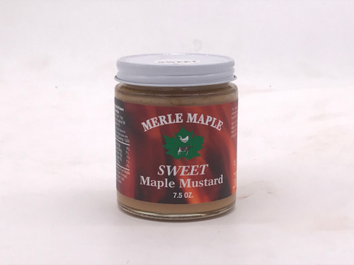 7.5 oz. Jar Maple Mustard Sweet
