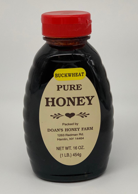 Doan Buckwheat Honey 16oz