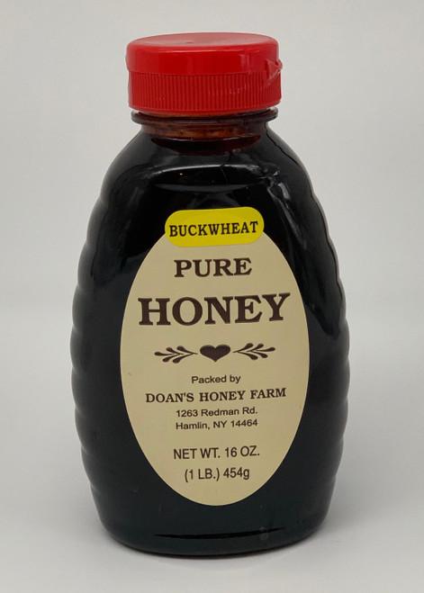 Doan Buckwheat Honey 16oz
